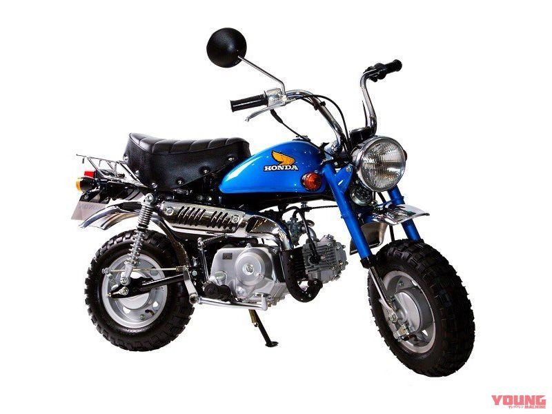 モンキーZ50Jz-1 [1978]