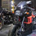 伊バイク展覧会に日本車の「テクノロジー」がアートとして展示された