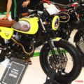 カワサキ新型W175のカフェレーサーカスタムがハイクオリティ