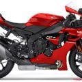 2019新型YZF-R1の新色は速い赤! アメリカ発表モデルを紹介