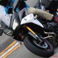 ヤマハ 新型トレーサー900GTのインプレッション