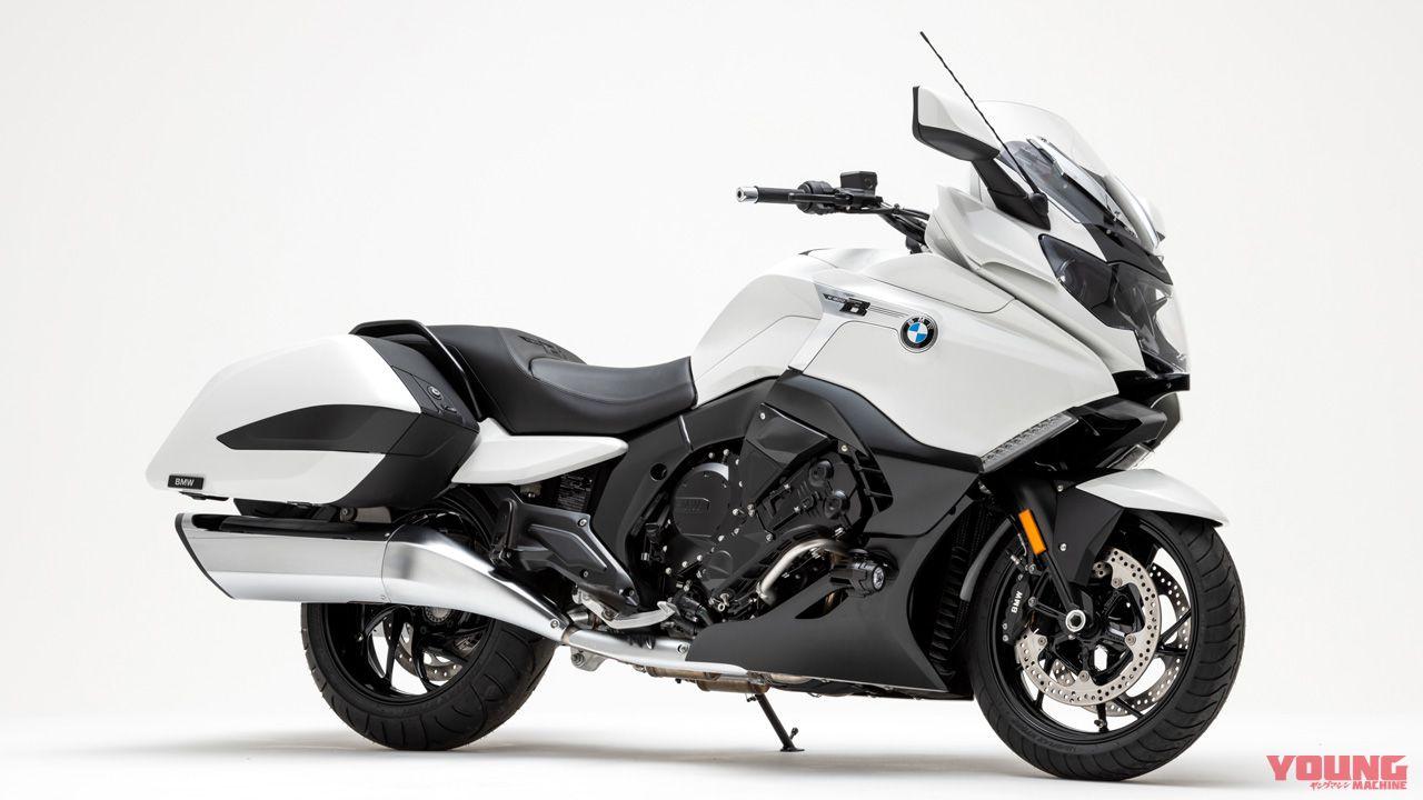 BMW K1600B ホワイトエディション