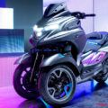 ヤマハが300ccの3輪スクーター、3CT(プロトタイプ)を初公開