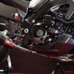 機械曲チタンサイクロン R-11 FIRE SPEC(TM)プロトタイプ(参考出品)