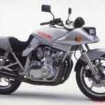 SUZUKI GSX750S