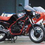 HONDA VT250F