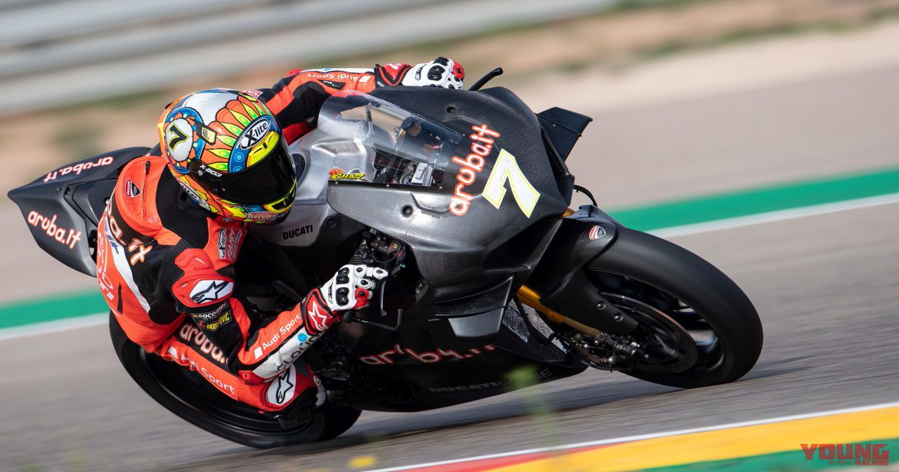 00_Test_Aragon_WorldSBK_2018_Wednesday_Davies_GB58696_UC69583_High
