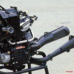 HONDA CX500TURBO