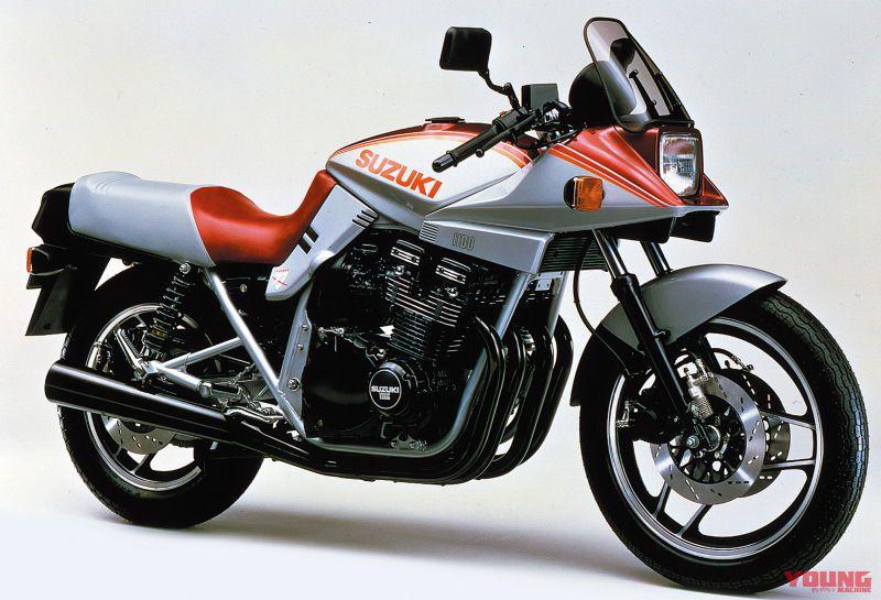 スズキ GSX1100SD カタナ