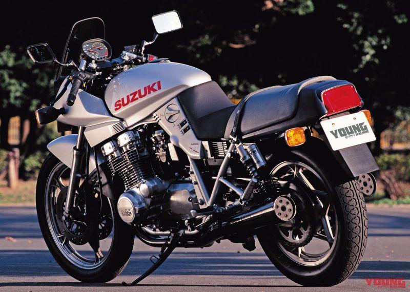 スズキ GSX1100SR カタナ