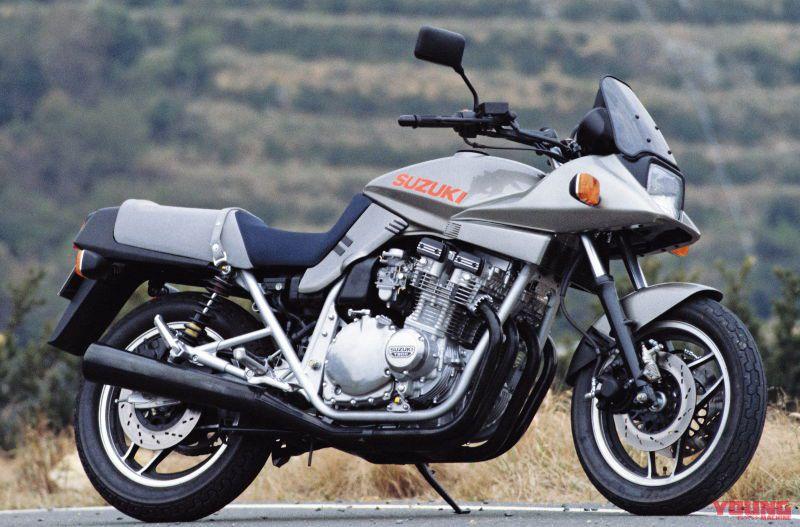 スズキ GSX750S S2 カタナ