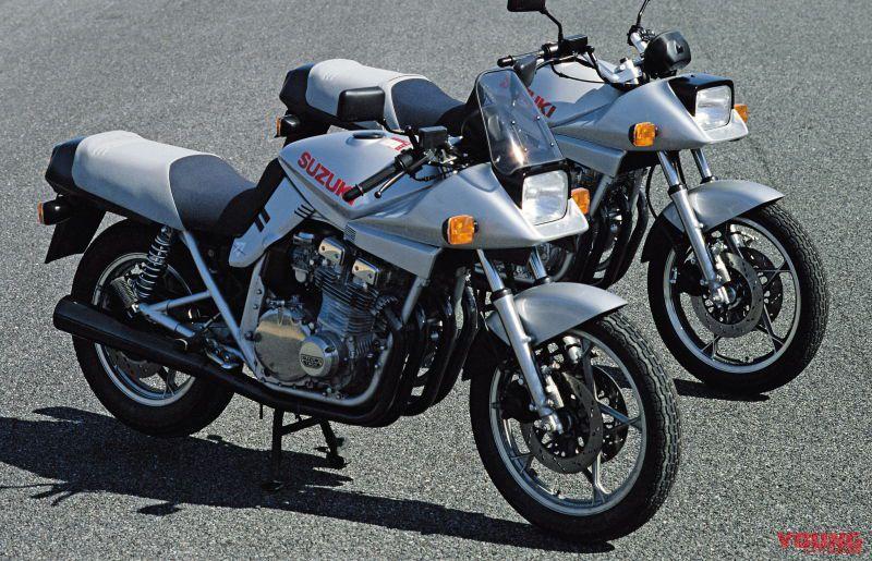 スズキ GSX1100SZ カタナ 1982