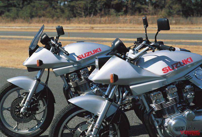 スズキ GSX750S カタナ