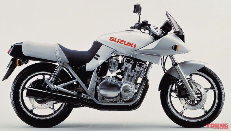 スズキ GSX750SS カタナ