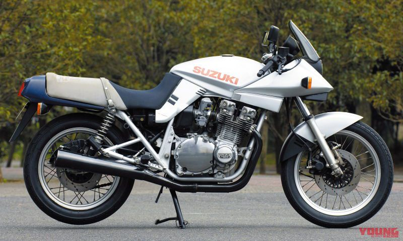 スズキ GSX1100SXZ カタナ 1982