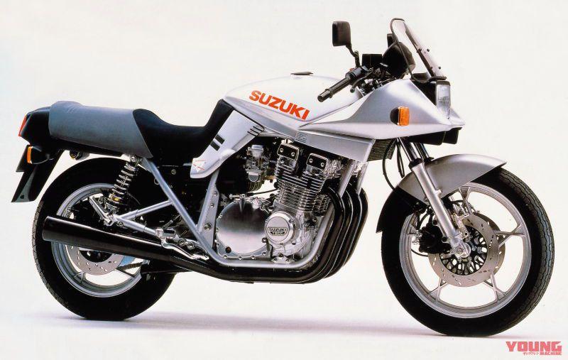 スズキ GSX1100S SAE カタナ