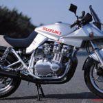 GSX1100S PROTOTYPE 1981