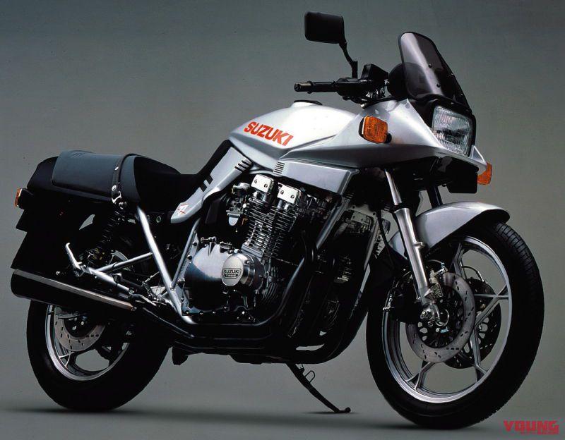 スズキ GSX1100S SM カタナ