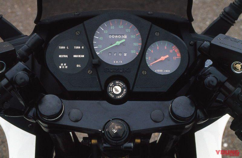 スズキ GSX750S3 カタナ