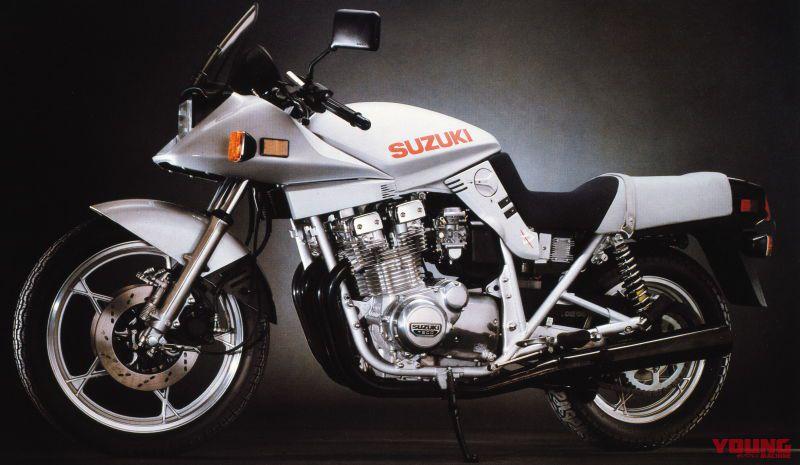 スズキ GSX1000SZ カタナ 1982