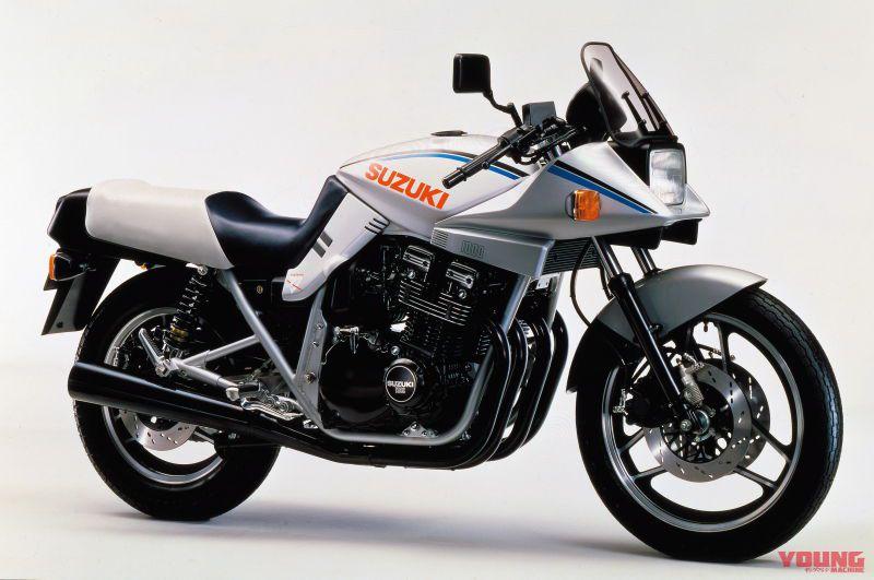 スズキ GSX1000S カタナ 1983