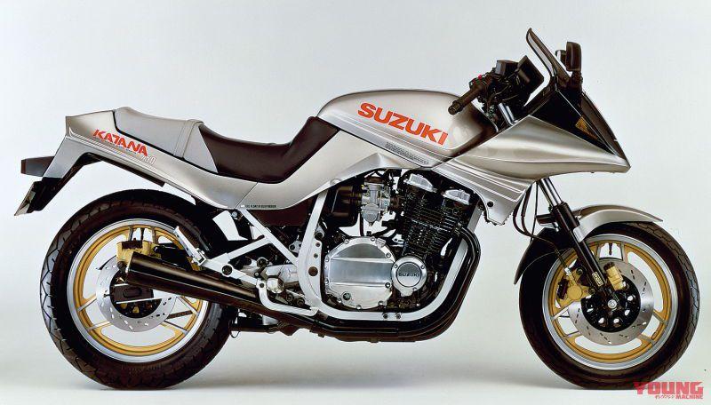 スズキ GSX750S4 カタナ