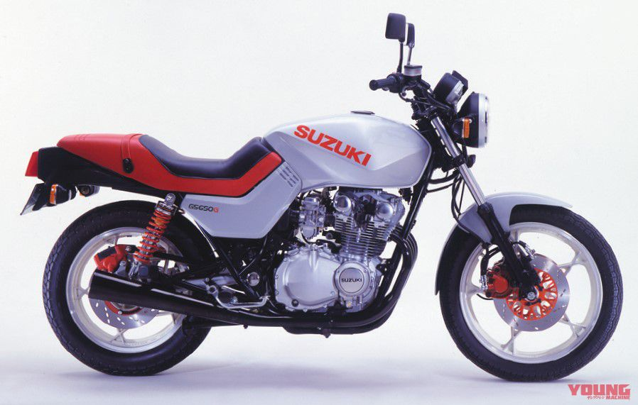 スズキ GS650G