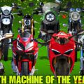 2018年にもっとも支持されたバイクはどれ?【第46回マシン・オブ・ザ・イヤー部門別結果発表】