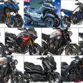 ヤマハ・トレーサー/XSRシリーズ/LMW系etc.の2019年モデルをチェック