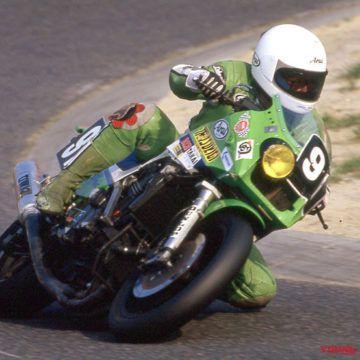 TSUKIGI RACING GPZ750R 1986年鈴鹿8耐仕様
