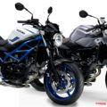 スズキ SV650 ABS/SV650X ABSの2019年モデルは1月後半発売