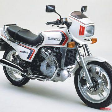 HONDA CX-EURO [1982]