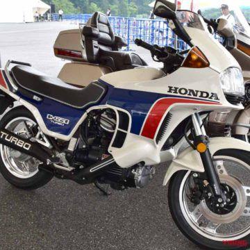 HONDA CX650 Turbo [1983]