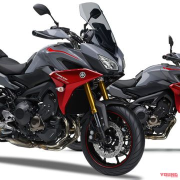 YAMAHA TRACER900/TRACER900GT[2019]