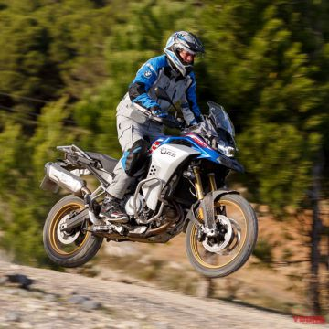BMW F850GS Adventure [2019]