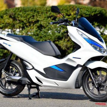 HONDA PCX ELECTRIC [2018]
