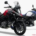 スズキVストローム650/XT&1000/XTの'19新カラーリング発表