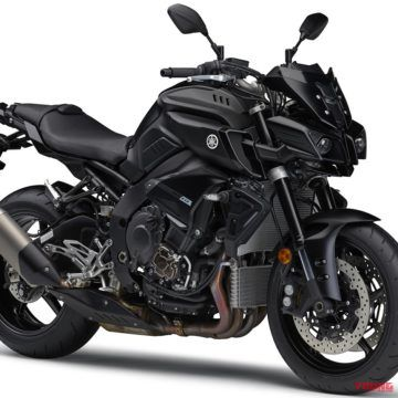 YAMAHA MT-10 ABS [2019]