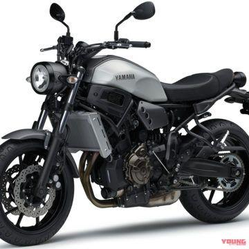 YAMAHA XSR900 ABS [2019]