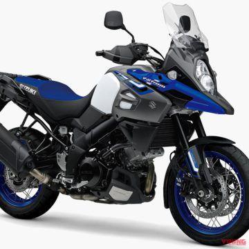 SUZUKI V-STROM 1000XT ABS [2019]
