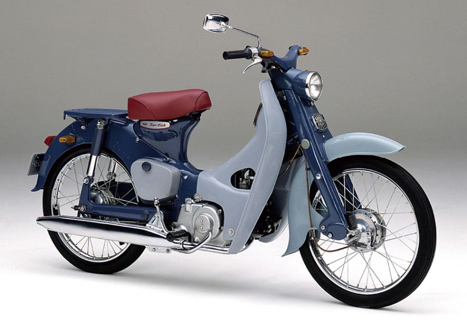 HONDA SUPER CUB C100 [1958]