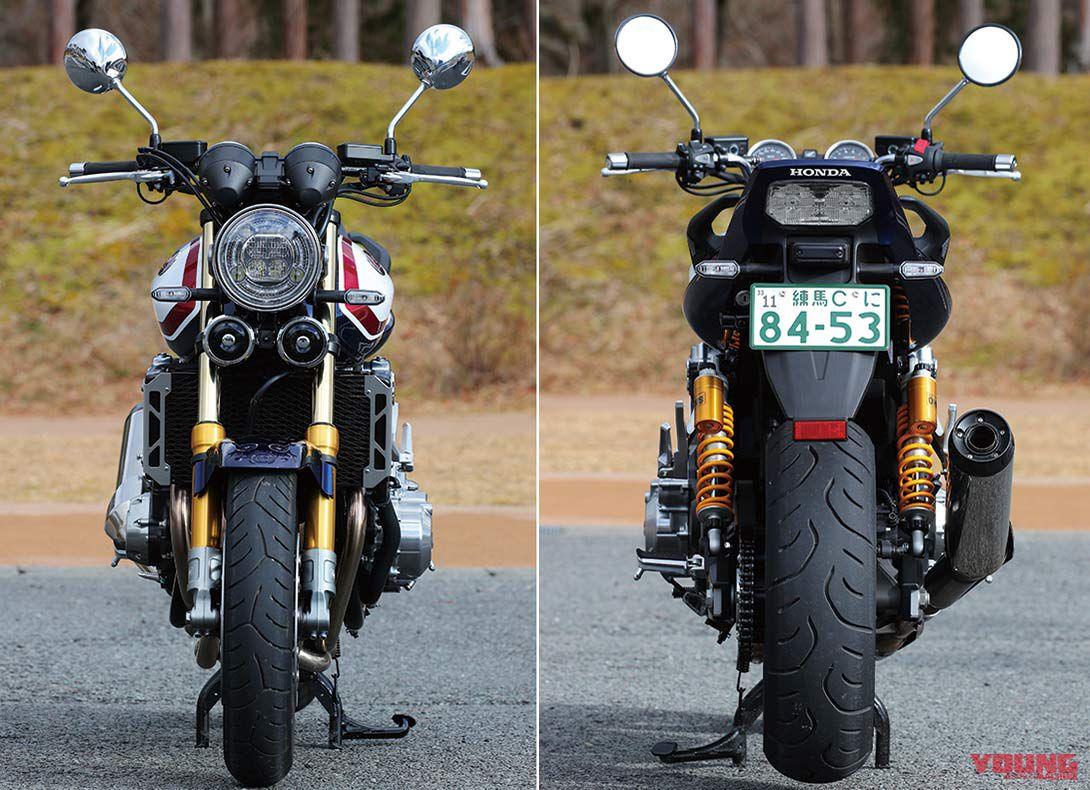ホンダCB1300スーパーフォアSP [2019]