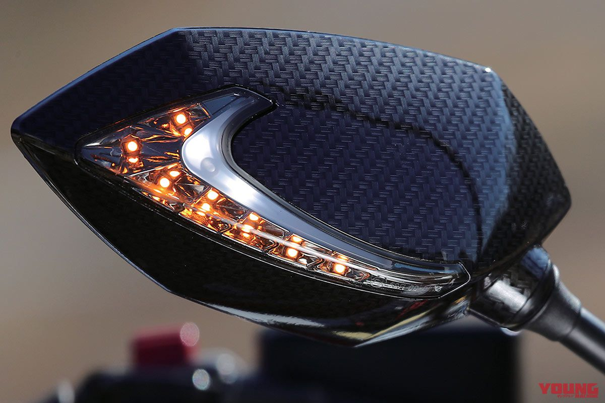 LEDカスタムアイテム