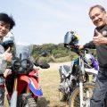 世界GP王者・原田哲也のバイクトーク Vol.8 「心からバイクを楽しむ、今はそれができる」