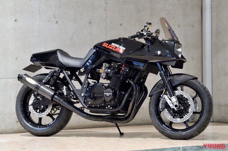 UNICORN JAPAN GSX1100S ULTIMATE