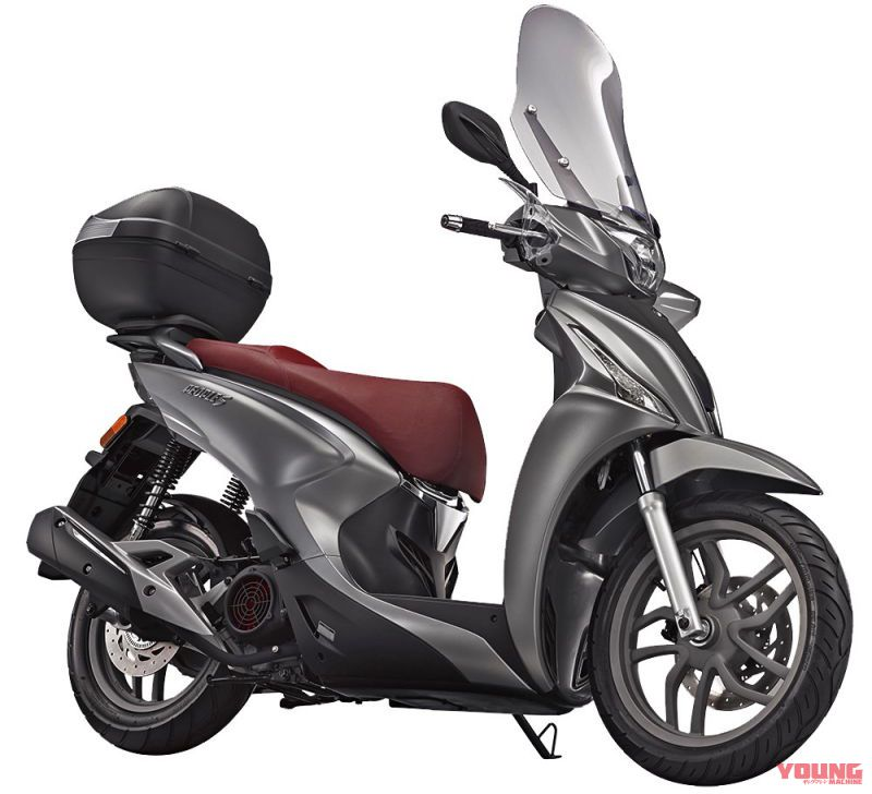 KYMCO TERSELY S150
