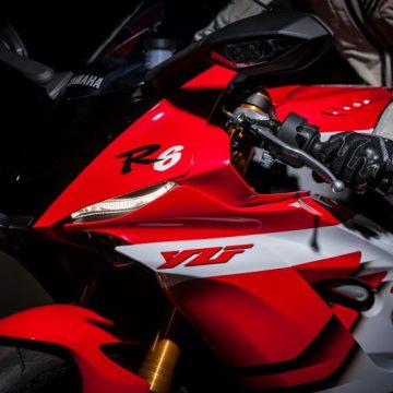 YZF-R6 20th Anniversary