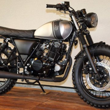 MUTT MOTORCYCLES RS-13 250