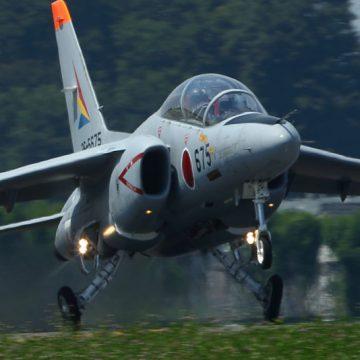 JASDF 中等練習機 T-4