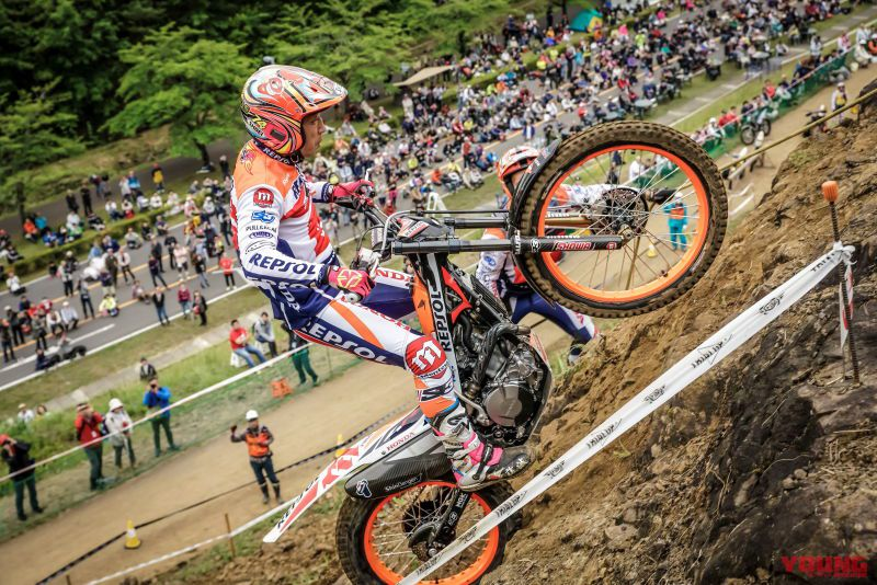 Trial 2019: Round Two - Motegi, Japan (Day Two)